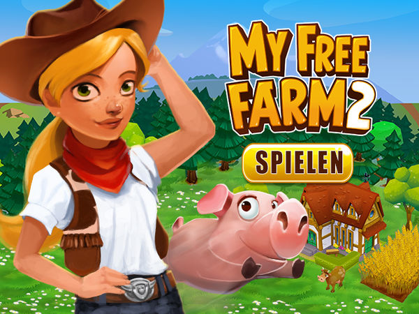 Bild zu Top-Spiel My Free Farm 2 Mobile