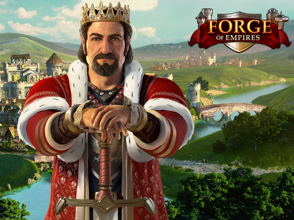 Bild zu Strategie-Spiel Forge of Empires