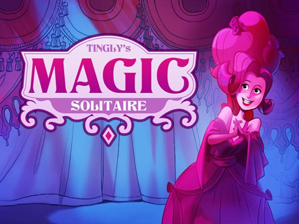 Bild zu Denken-Spiel Magic Solitaire