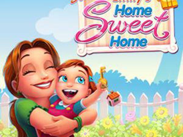 Bild zu Mädchen-Spiel Emily's Home Sweet Home