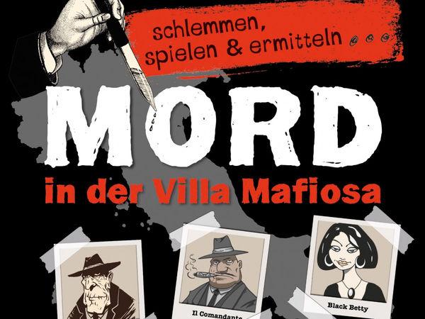 Bild zu Alle Brettspiele-Spiel Mord in der Villa Mafiosa