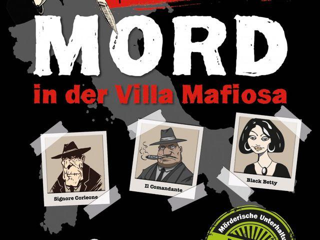 Mord in der Villa Mafiosa Bild 1