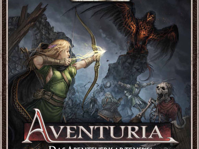 Aventuria Abenteuerkartenspiel Bild 1
