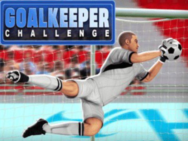 Bild zu Sport-Spiel Goalkeeper Challenge