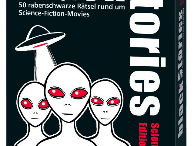 Black Stories: Science-Fiction Edition Bild 1