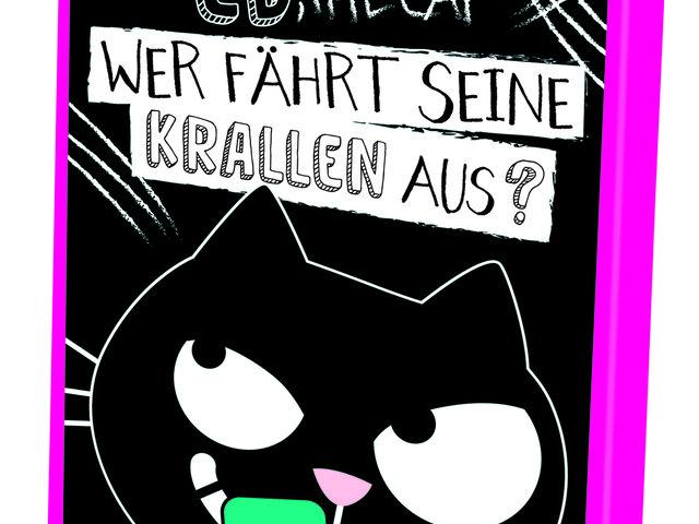 Ed, the Cat: Wer fährt seine Krallen aus? Bild 1