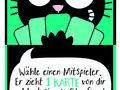 Ed, the Cat: Wer fährt seine Krallen aus? Bild 3