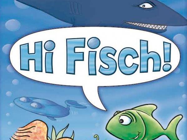 Bild zu Alle Brettspiele-Spiel Hi Fisch!