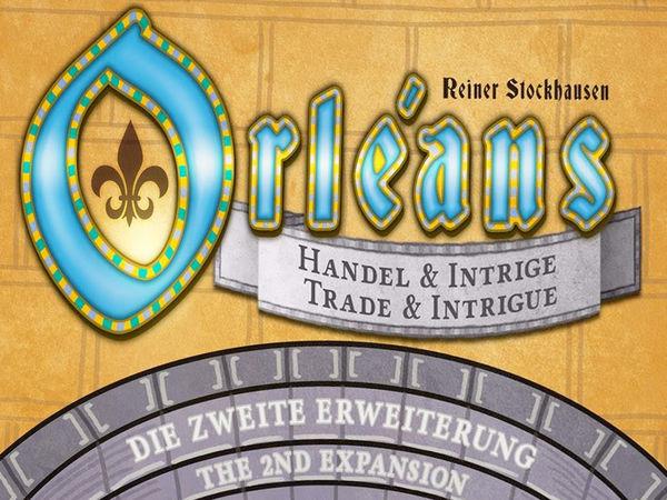Bild zu Frühjahrs-Neuheiten-Spiel Orléans: Handel & Intrige