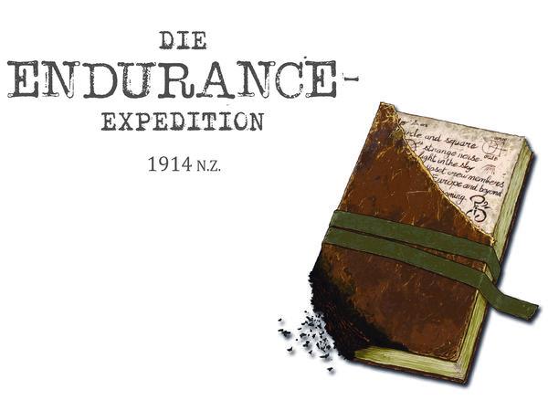 Bild zu Alle Brettspiele-Spiel T.I.M.E Stories: Die Endurance-Expedition