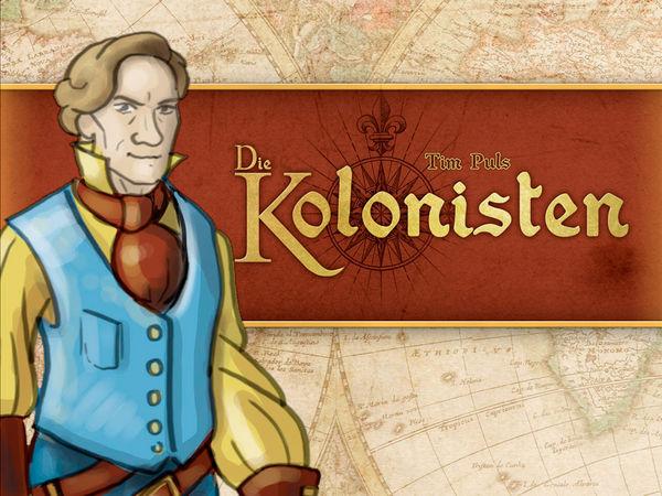 Bild zu Alle Brettspiele-Spiel Die Kolonisten