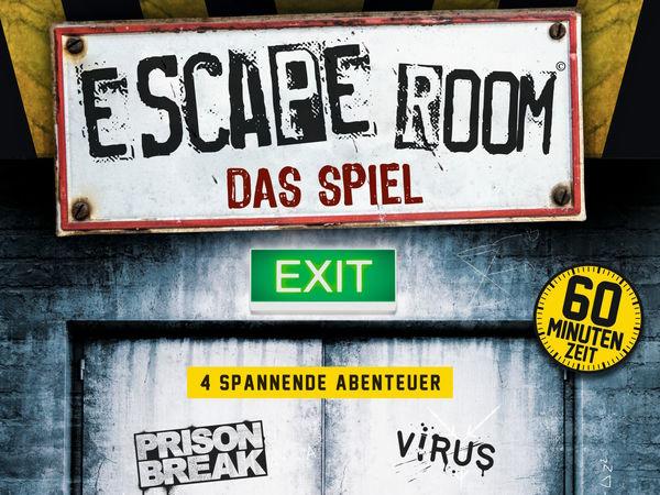 Bild zu Alle Brettspiele-Spiel Escape Room: Das Spiel