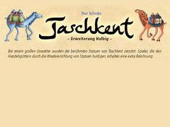 Taschkent: Erweiterung