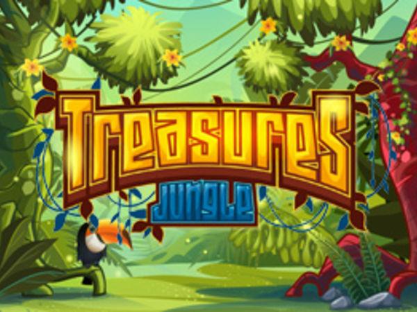 Bild zu HTML5-Spiel Treasure Jungle
