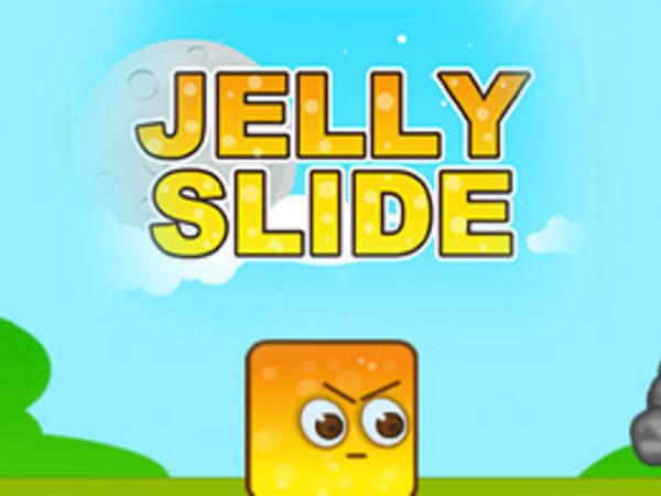 Bild zu Geschick-Spiel Jelly Slide
