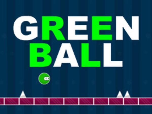 Bild zu Geschick-Spiel Green Ball