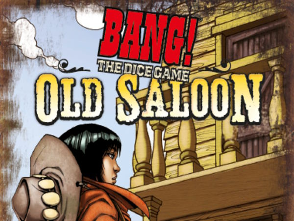 Bild zu Alle Brettspiele-Spiel Bang! The Dice Game: Old Saloon