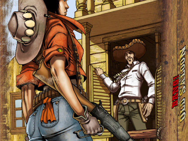 Bang! The Dice Game: Old Saloon Bild 1