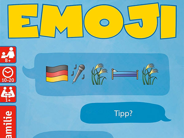 Bild zu Alle Brettspiele-Spiel Emoji