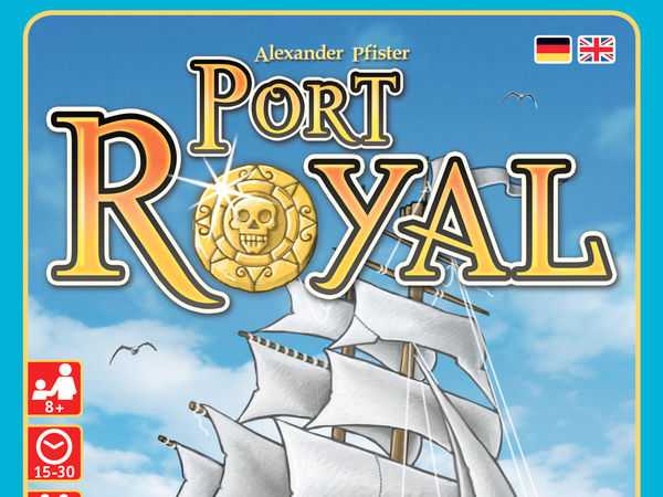 Bild zu Alle Brettspiele-Spiel Port Royal: Unterwegs