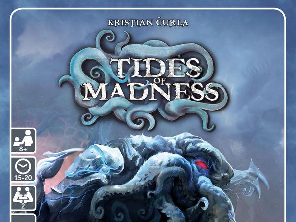 Bild zu Alle Brettspiele-Spiel Tides of Madness: Wogen des Wahnsinns