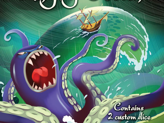 Rattle, Battle, Grab the Loot: Angry Ocean Bild 1