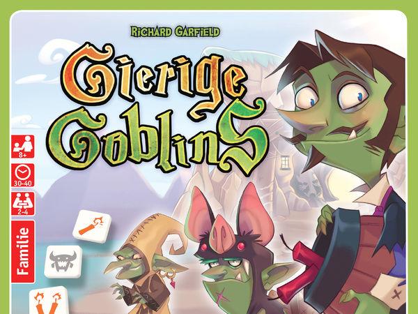 Bild zu Alle Brettspiele-Spiel Gierige Goblins