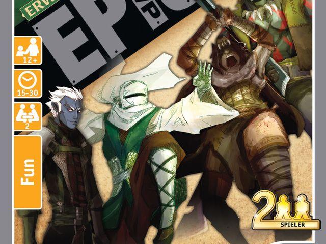 Epic PVP: Erweiterung 1 - Dunkelelf, Ork, Barbar und Mönch Bild 1