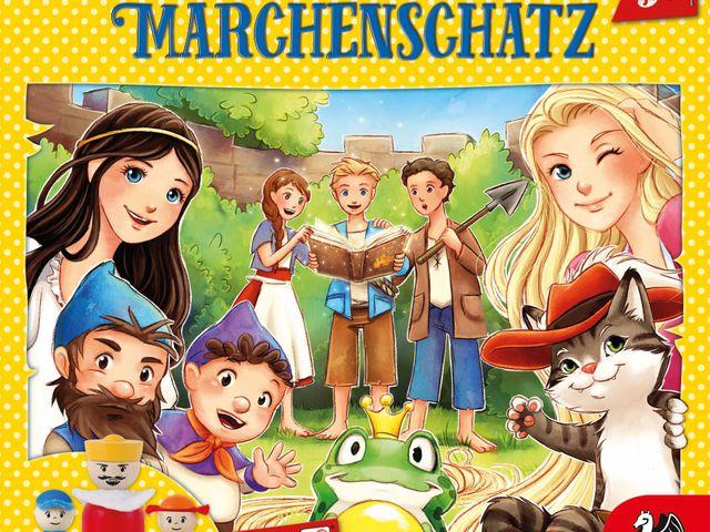 Rettet den Märchenschatz! Bild 1