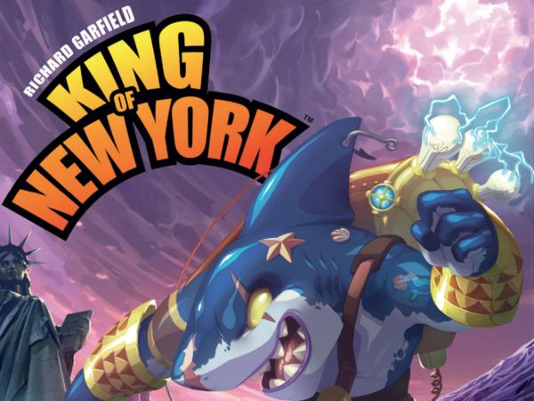 Bild zu Alle Brettspiele-Spiel King of New York: Power Up!