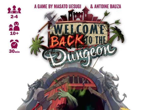 Bild zu Alle Brettspiele-Spiel Welcome Back to the Dungeon