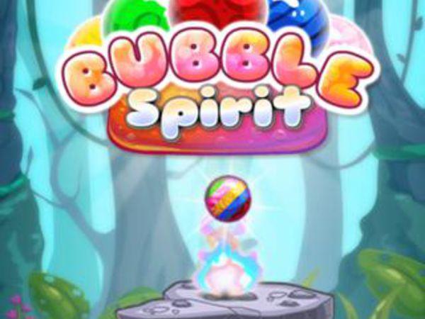 Bild zu HTML5-Spiel Bubble Spirit