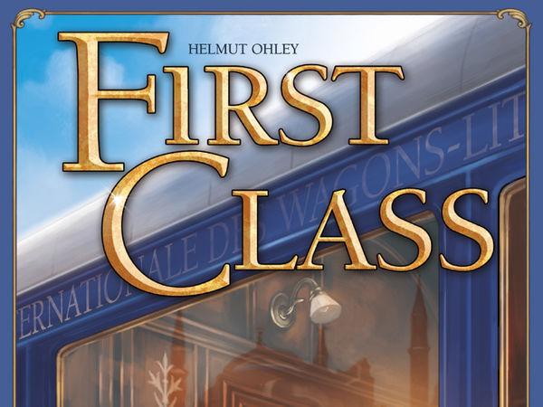 Bild zu Alle Brettspiele-Spiel First Class: Unterwegs im Orient-Express