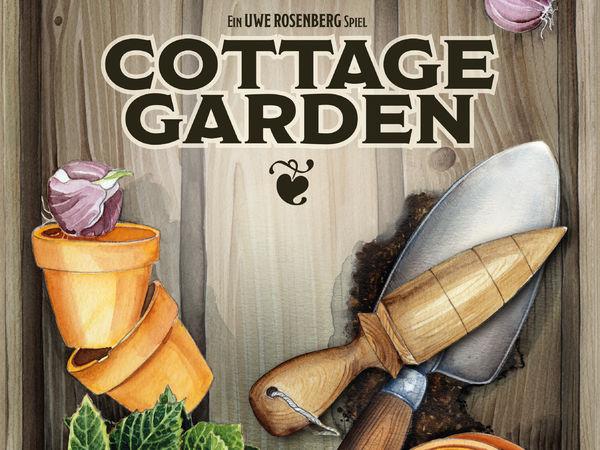 Bild zu Alle Brettspiele-Spiel Cottage Garden