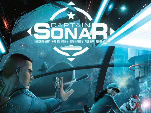 Bild zu Alle Brettspiele-Spiel Captain Sonar