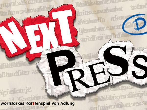 Bild zu Alle Brettspiele-Spiel Nextpress
