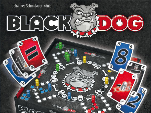 Bild zu Alle Brettspiele-Spiel Black Dog