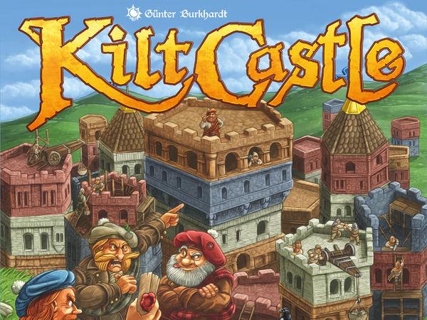 Bild zu Alle Brettspiele-Spiel Kilt Castle