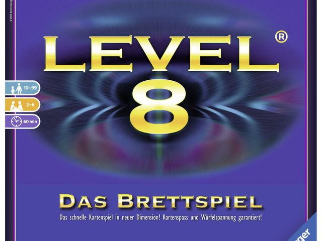 Level 8: Das Brettspiel Bild 1