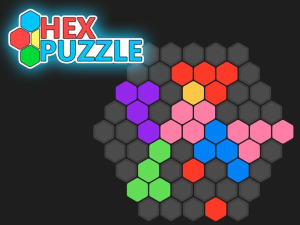 Bild zu Denken-Spiel Hex Puzzle