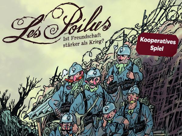 Bild zu Alle Brettspiele-Spiel Les Poilus