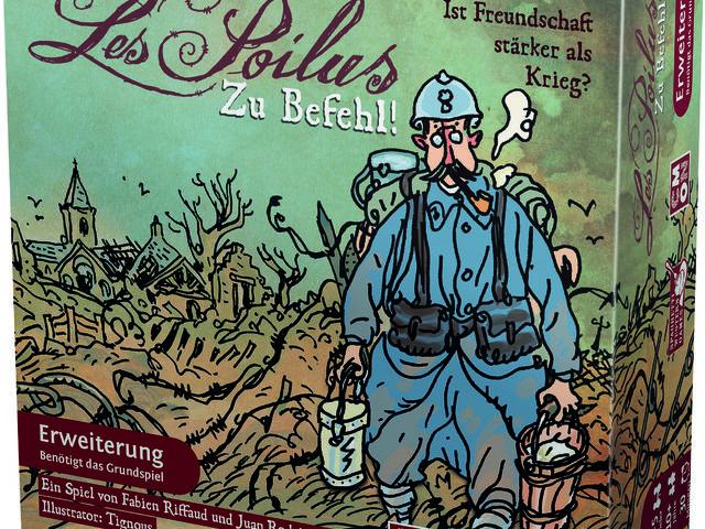 Les Poilus: Zu Befehl! Bild 1