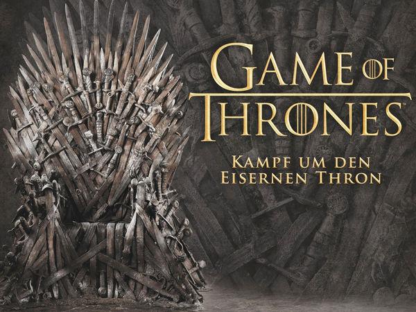 Bild zu Alle Brettspiele-Spiel Game of Thrones: Kampf um den Eisernen Thron