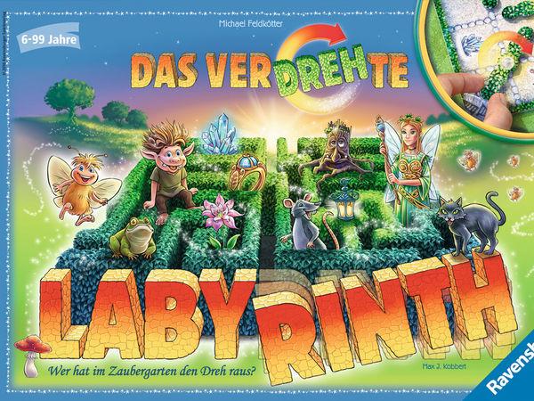 Bild zu Alle Brettspiele-Spiel Das verdrehte Labyrinth