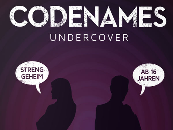 Bild zu Alle Brettspiele-Spiel Codenames Undercover
