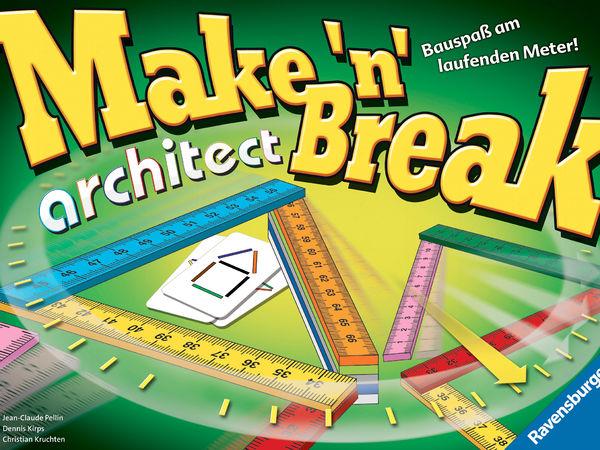 Bild zu Alle Brettspiele-Spiel Make 'n' Break Architect