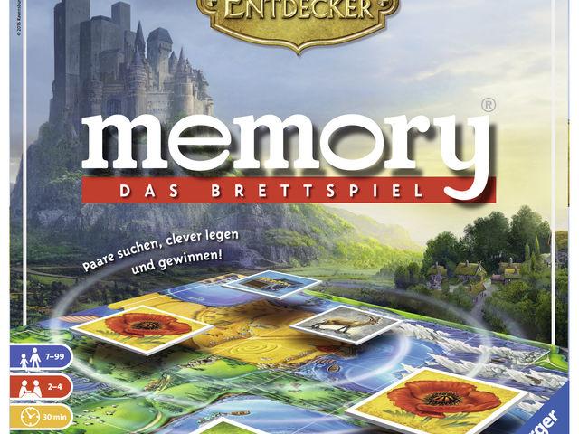 Memory: Das Brettspiel Bild 1