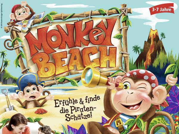 Bild zu Alle Brettspiele-Spiel Monkey Beach
