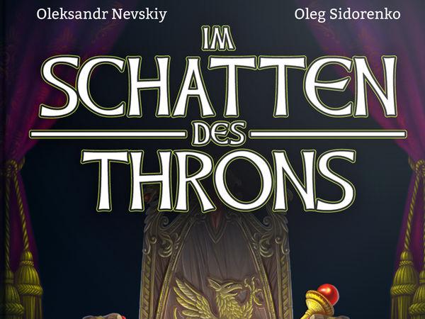 Bild zu Alle Brettspiele-Spiel Im Schatten des Throns