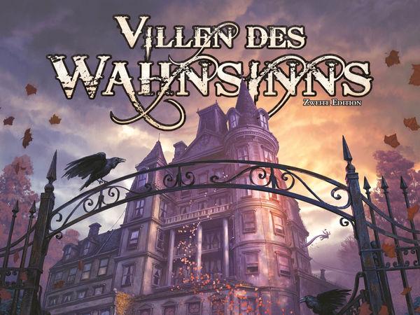 Bild zu Alle Brettspiele-Spiel Villen des Wahnsinns: Zweite Edition